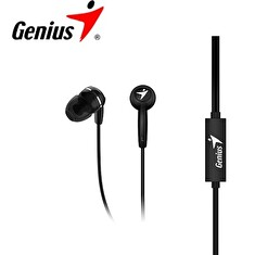 Sluchátka Genius HS-M320 mobile headset, black
