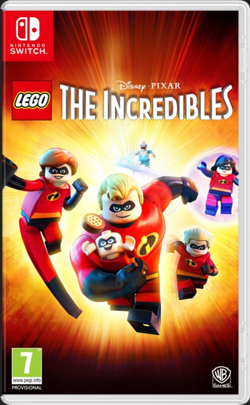 NS - LEGO Incredibles