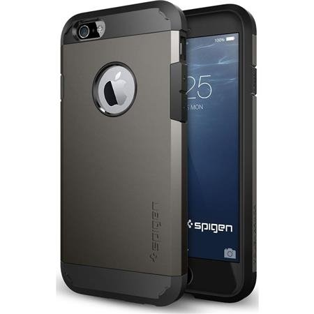Spigen Tough Armor for iPhone 6/6S Gun Metal (EU Blister)