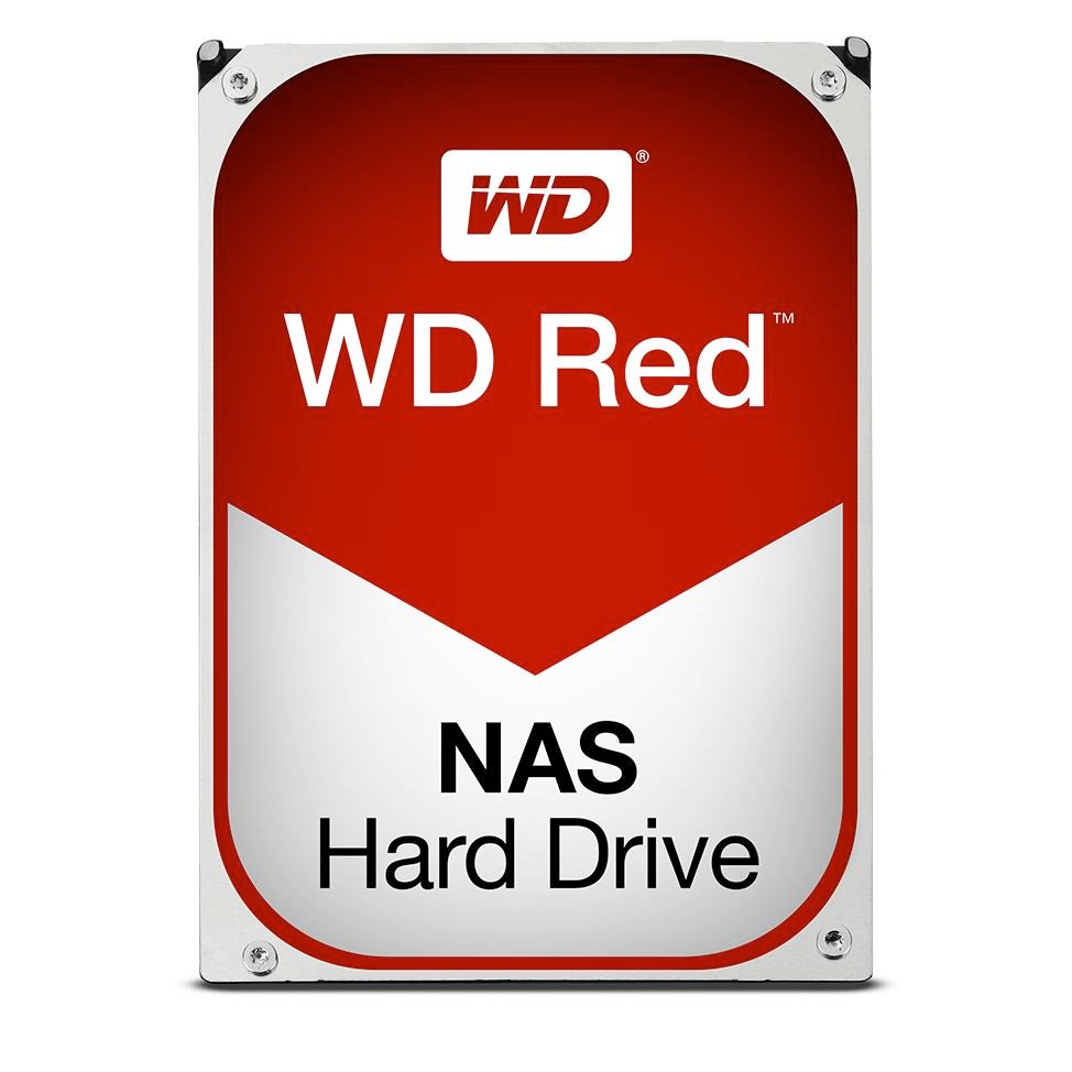 "WD RED (NAS) - 3,5"" / 8TB / 5400rpm / SATA-III / 256MB cache / WD80EFAX"