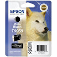 Inkoustová cartridge Epson, C13T09684010, matte black - expirace (nov2019)