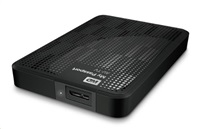 "BAZAR VADNÉ - WD My Passport AV-TV 1TB Ext. 2.5"" USB3.0, Black"