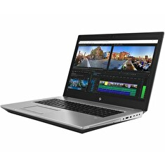 HP Zbook 17 G5, i7-8850H 17 16GB/256 PC
