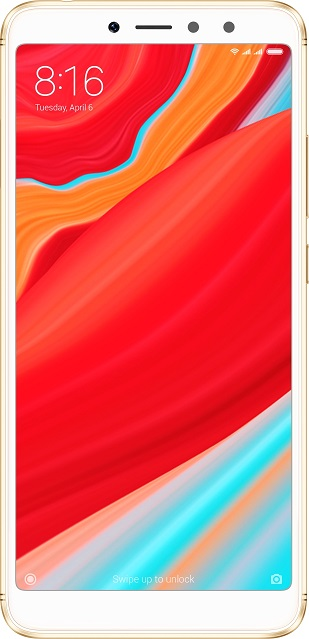 Xiaomi Redmi S2 DualSIM gsm tel. Gold 3+32GB, Global