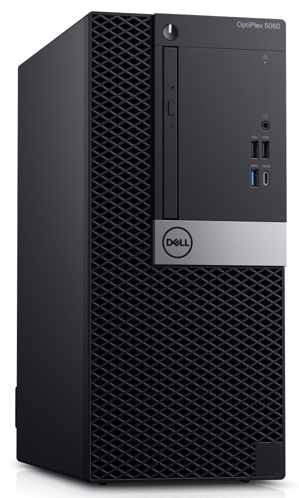DELL OptiPlex 5060 MT/ i7-8700/ 8GB/ 256 SSD/ DVDRW/ W10Pro/ 3YNBD on-site