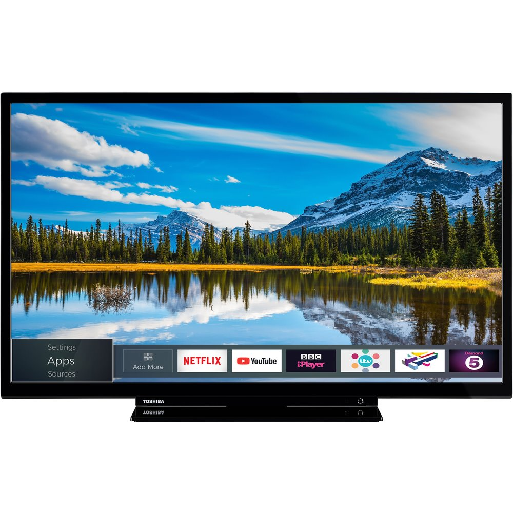 Televize Toshiba 32W2863DG SMART HD TV T2/C/S2 (81 cm) HD ready