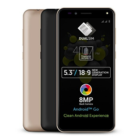 Allview A9 Plus DS gsm tel. Gold