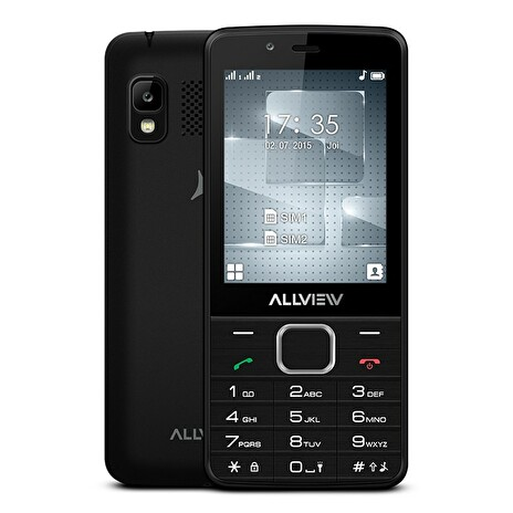 Allview M10 Luna DS gsm tel. Black