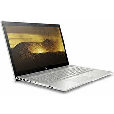 "HP Envy 17-bw0001nc/ i5-8250U/ 8GB DDR4/ 256GB SSD + 1TB (7200)/ GeForce MX150 2GB/ 17,3"" FHD IPS/ DVD-RW/ W10H/ stříbrn"