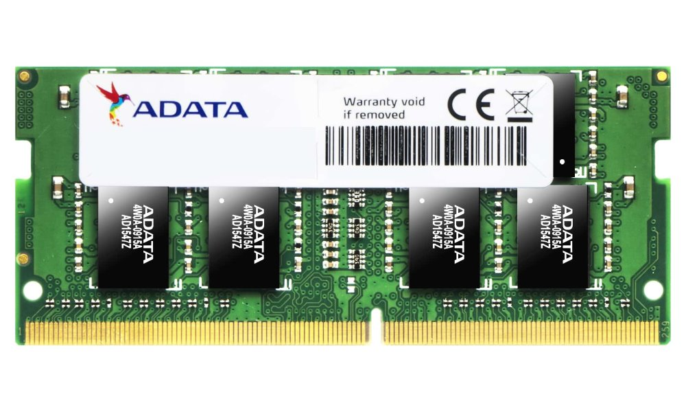 ADATA 16GB DDR4 2666MHz / SO-DIMM / CL19