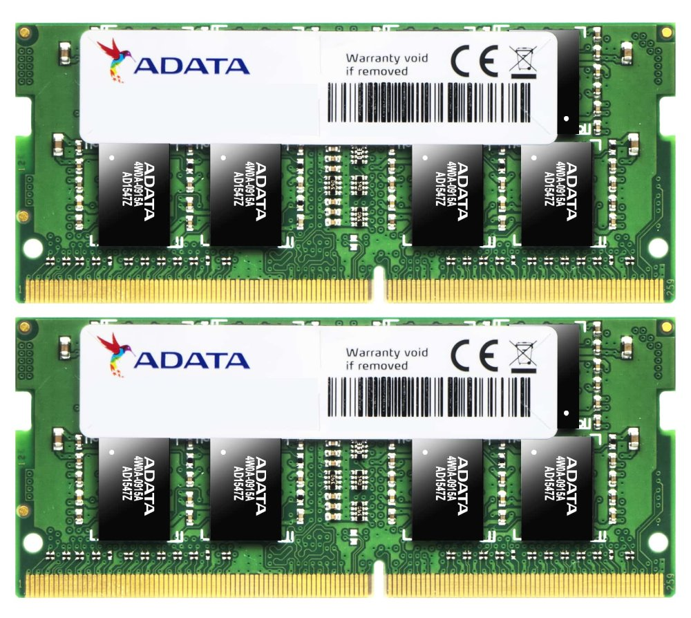 ADATA 8GB DDR4 2666MHz / SO-DIMM / CL19 / KIT 2x 4GB