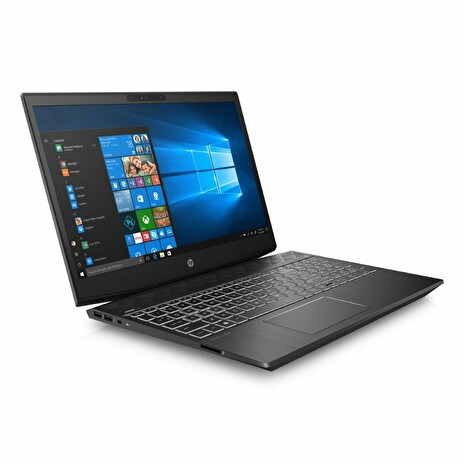HP Pavilion Gaming 15-cx0019nc/ i5-8300H/ 8GB DDR4/ 1TB (7200)/ GeForce GTX 1050 4GB/ 15,6 FHD IPS/ W10H/ černý