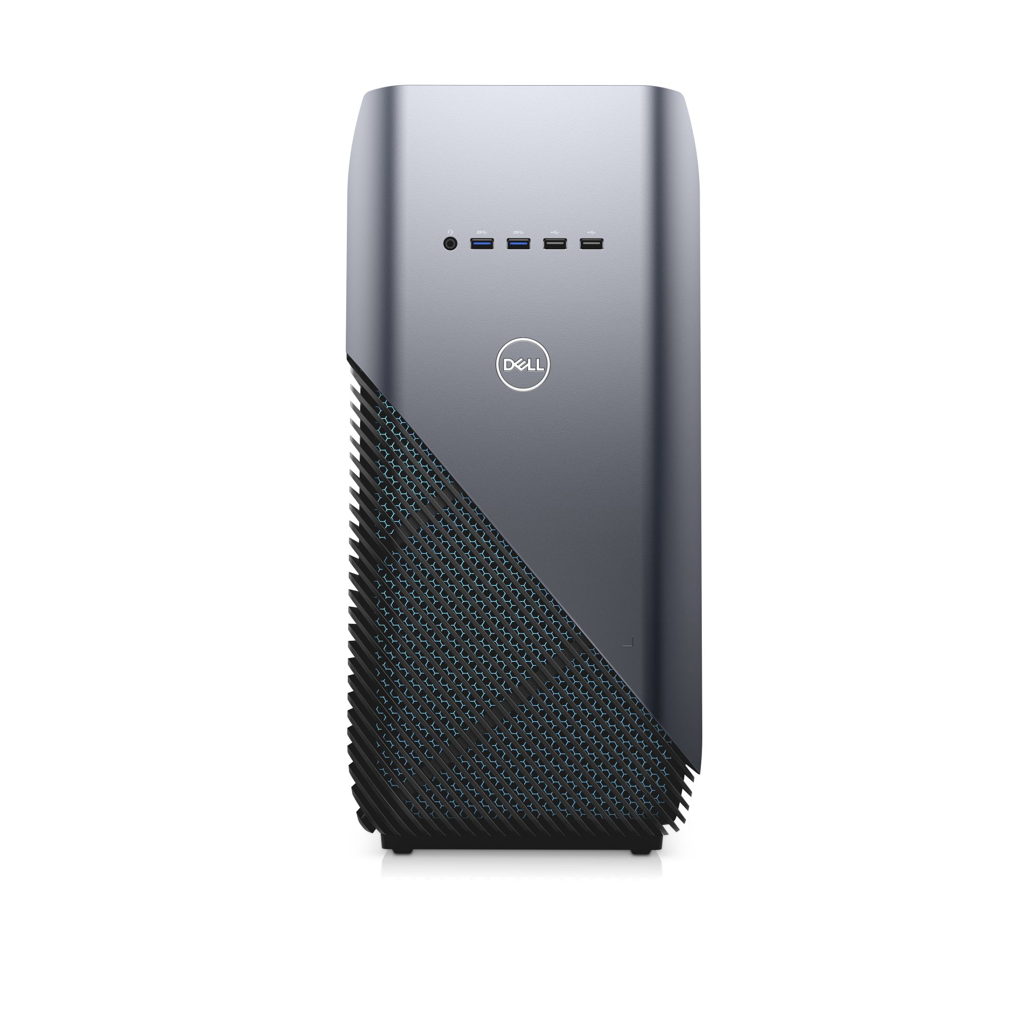 Dell PC Inspiron 5680 i5-8400/8GB/128S+1TB/GTX1060-6GB/HDMI/DP/DVI/USB-C/WiFi+BT/DVD-RW/W10/2RNBD