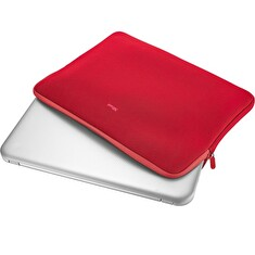 "TRUST Pouzdro na notebook 11.6"" Primo Soft Sleeve for laptops - red"