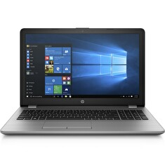 "HP 250 G6/ i5-7200U/ 8GB DDR4/ 1TB (5400)/ Intel HD 620/ 15,6"" FHD/ DVD-RW/ W10H/ sea model/ stříbrný"