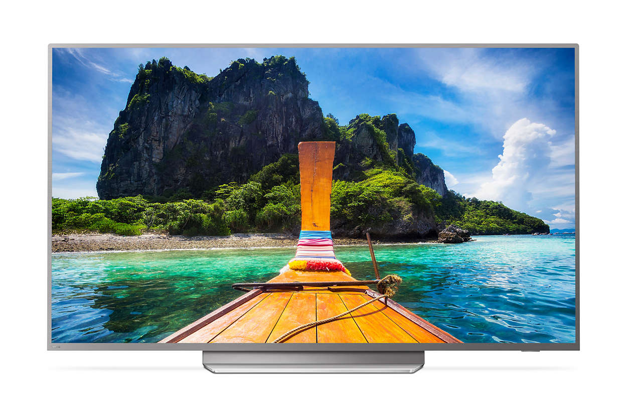 "65"" HTV Philips 65HFL7111T - UHD, Signature"