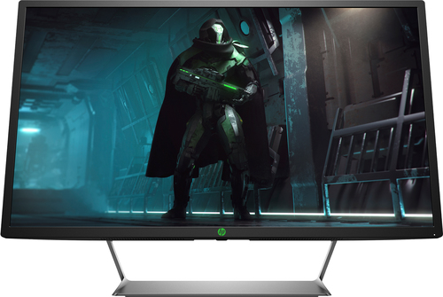 "HP Pavilion Gaming 32 HDR - LED monitor - 32"" (32"" zobrazitelný) - 2560 x 1440 QHD - VA - 600 cd/m2 - 3000:1 - 3 ms - 2xHDMI, DisplayPort - černý (shadow black)"